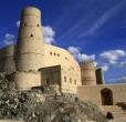 Dovolenka v Ománe - pevnosť Bahla