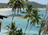 Zájazdy Srí Lanka - pláž v Mirisse