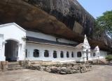 jeskynní chrámy Dambulla, Srí Lanka