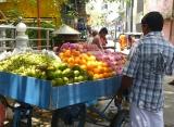 predavač ovocia, Srí lanka