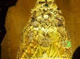 zlatá schránka, Chrám Buddhova zubu Kandy, Srí Lanka