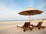 Pláž Passikudah, Uga Bay resort - Srí Lanka
