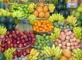 ovocie Srí Lanka