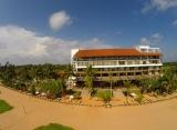 Kvalitní hotel na Srí Lance