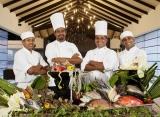 Centara Ceysands Bentota - restaurace 360° Seafood