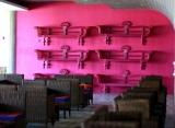Hotel Chaaya Tranz Hikkaduwa - Tranzsed bar