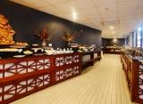 Cinnamon Bey Beruwella - hlavná reštaurácia