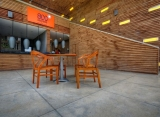 Cinnamon Bey Beruwella - reštaurácia 800 Degrees
