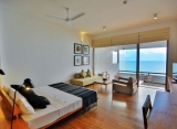 Pandanus beach resort Srí Lanka - izba deluxe