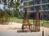 Shinagawa beach resort, Balapitiya, Srí Lanka