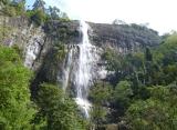 vodopád Srí Lanka