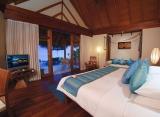 Anantara Dhigu - plážová vila s bazénem