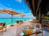 Raňajky u pláže
