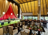 Angsana Ihuru - hlavná reštaurácia - interiér