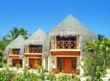 Bandos Island resort - Plážové vily s jacuzzi