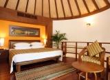 Bandos Island resort - Izba v plážovej vile s jacuzzi