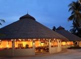 Bandos Island resort - Reštaurácia