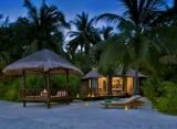 Plážová vila - Banyan Tree Vabbinfaru
