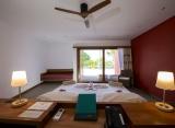 The Barefoot Eco hotel Maledivy - izby
