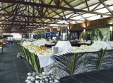 The Barefoot Eco hotel Maledivy - reštaurácia