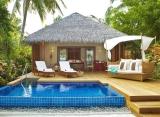 Baros Maldives - Baros vila s bazénom
