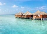 Baros Maldives - vodné vily