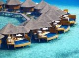 Baros Maldives - vodné vily s bazénom