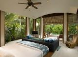 Deluxe plážová vila - Conrad Rangali Maledivy