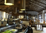 Reštaurácia Atoll - Conrad Rangali Maledivy