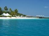 The Quiet zone - Conrad Rangali Maledivy