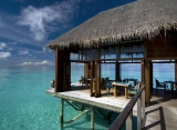 Reštaurácia Mandhoo - Conrad Rangali Maledivy