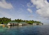 Embudu Village - Vodné bungalovy