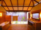 Filitheyo island resort - Kúpeľňa v deluxe plážovej vile
