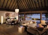 Four Seasons Landaa Giraavaru - dvouizbová Royal plážová vila
