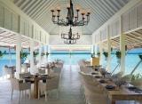 Four Seasons Landaa Giraavaru - reštaurácia Blue