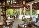 Four Seasons Landaa Giraavaru - plážová vila s bazénem