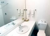 Fun Island Resort - Standartná izba  kúpelňa