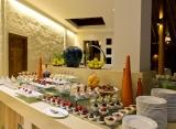 Hideaway beach resort Maledivy - reštaurácia