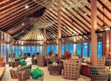 Hideaway beach resort Maledivy - bar