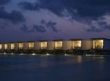 Holiday Inn Kandooma - vodne vily