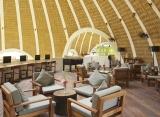 Holiday Inn Kandooma - knižnica