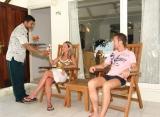 Holiday Island resort - Plážový bungalov
