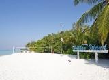 Holiday Island resort - Pláž