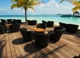 Reštaurácia Komandoo Island Resort