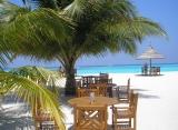 Paradise Island Maledivy