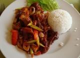 Srí Lanské jídlo