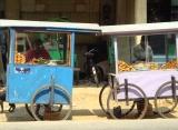 Místní pouliční prodejci