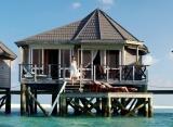 Kuredu Island resort - Vodná vila Sangu