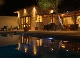Kuredu Island resort - Sultánova vila s bazénom