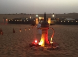 Púštne safari Dubaj